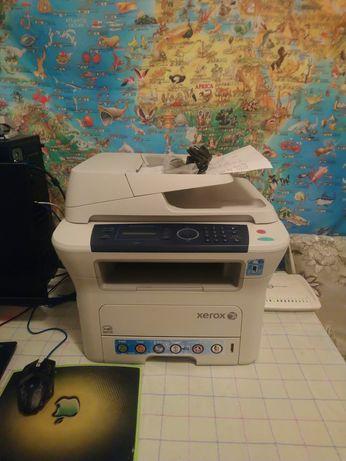 Мфу 3в1 Принтер Копир Сканер Xerox 3215 с полным картриджем доставка