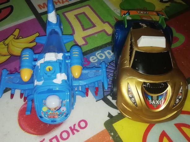 Продам игрушки - машинки
