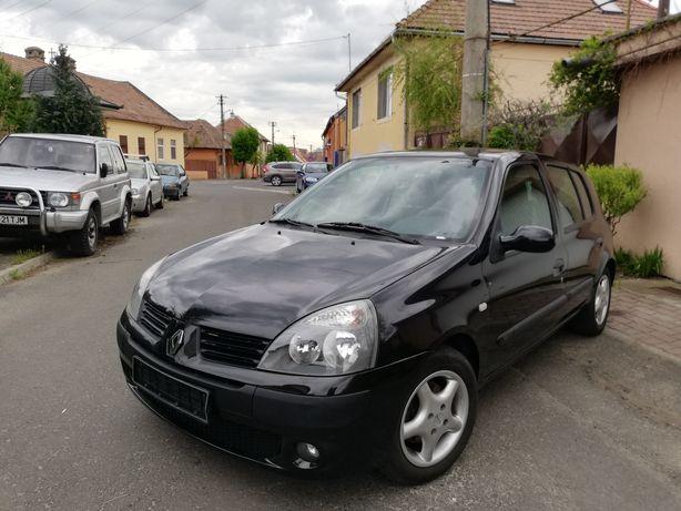 Renault CLIO EXTREME an 2005-euro 4 -consum 5%-adus recent Germania