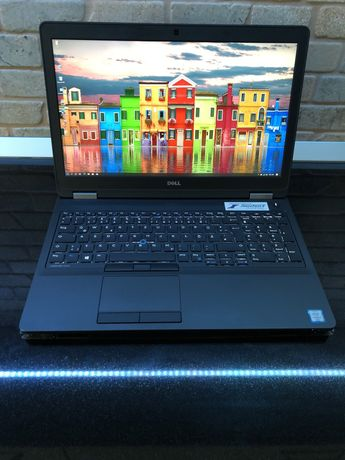 Laptop dell i5gen6,8gb ddr4,display 15,6 fhd,baterie noua,ssd nou m2