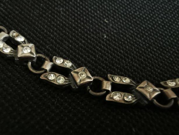 Brățară de argint 925 cu pietre semipretioase