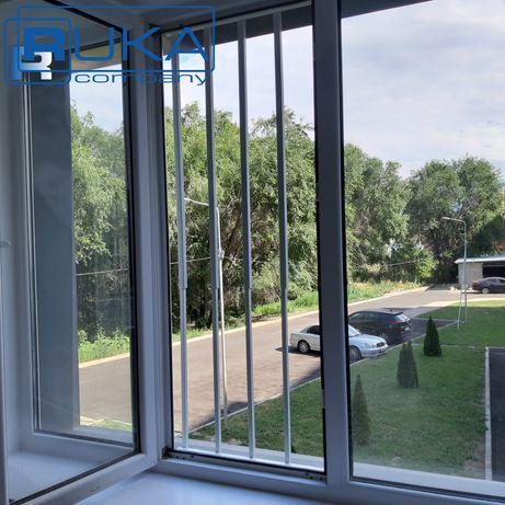В Рассрочку Решетки , тросик замок на окна москитные сетки .