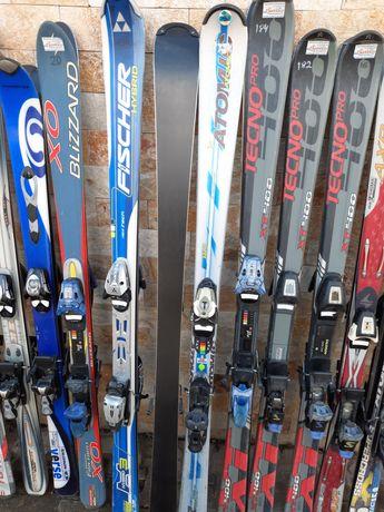 Продавам ски различни размери и цени