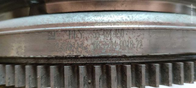 Vand Volanta cu masa dubla SH pentru Opel Insignia A motor B20DTH