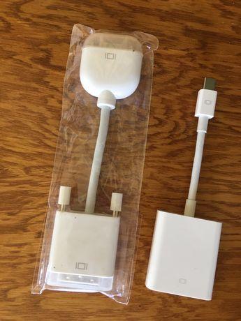 Adaptor HDMI DVI Mini Display Port VGA Original Apple Thunderbolt