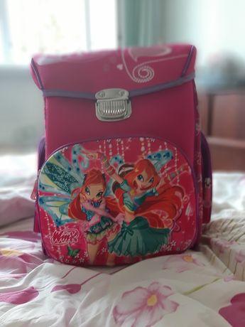 Рюкзак для девочек винкс