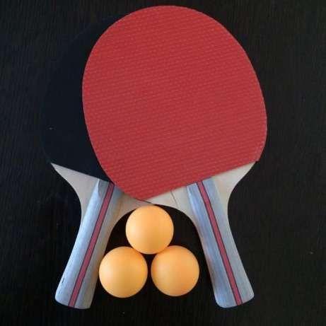 Набор для настольного тенниса Leikesi с сеткой Уральск - изображение 1