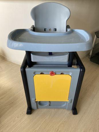 Стол/ стул  детский трансформер 2 в 1