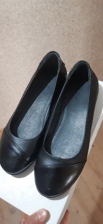 Туфли кожаные 35 рр