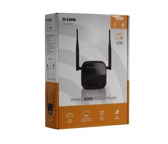 D-Link DSL-2750U ADSL Модем