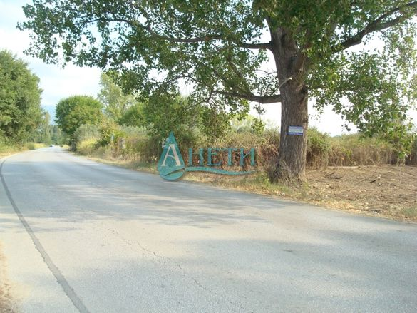 Парцел 1127 м2 в курортно селище Врасна, Гърция, за каравана и бунгало