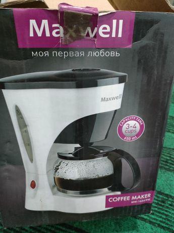 Кофеварка  новый