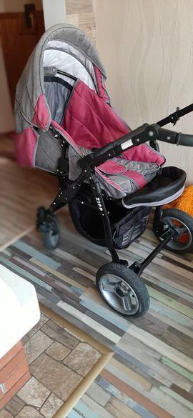 Бебешка количка Adbord Zipp 2 in1