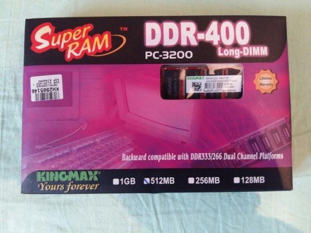NOU Ddr-400 ddr2 set 2 buc 512MB