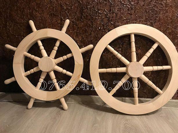 Roti din lemn / Roata din lemn cu manere