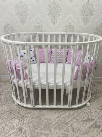 Детская кровать 7 в 1