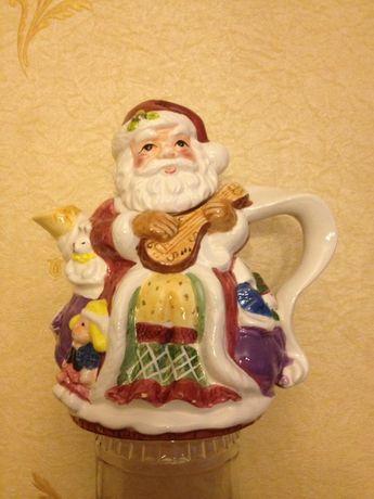 """Продам чайник """"Дед Мороз"""""""