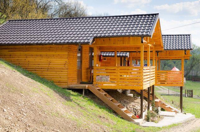 Cazare cabane lemn