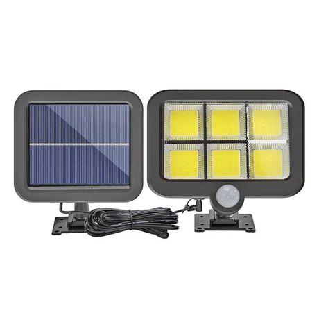 LED соларна лампа – квадратна BG-105