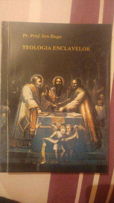 Ion Buga - Teologia enclavelor Bucuresti - imagine 1