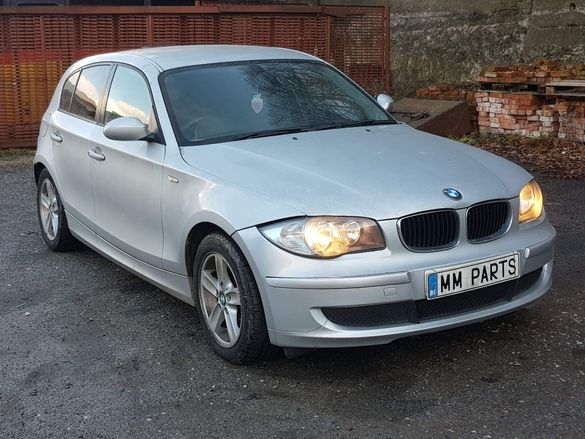 BMW E87 118d 143кс N47D20C ръчка Facelift