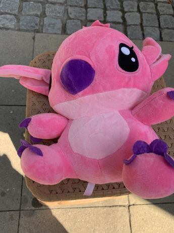 Лило и Стич.Синя и Розова играчкаВсички юшени играчки са чисто нови с