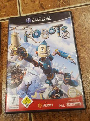 I robots nintendo gamecube de colectie