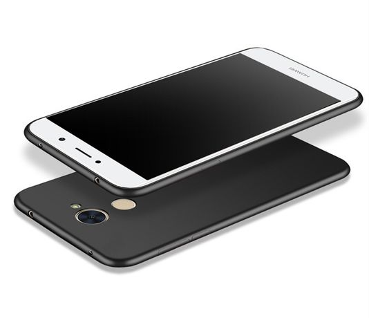 Huawei Mate 10 Mate 10 Pro Mate 10 lite - Husa Slim Din Silicon Neagra