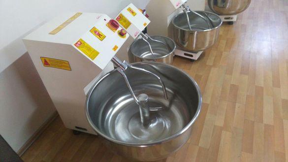 Тестобъркачка,Тестомесачка-35кг брашно-50кг тесто(60литра)