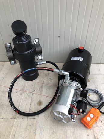Kit basculare,cilindru basculare ,pompa 2.5 kw