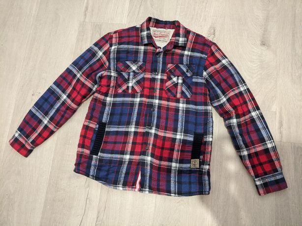 Geaca tip cămașă Next, mar 10-11 ani, 140-146 cm
