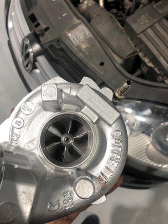 Turbo 2.7 hybrid