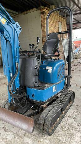 mini excavator AIRMAN AX10U-4