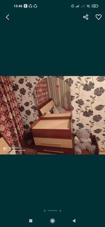 Тумбы комод от спального гарнитура