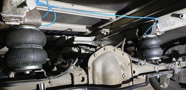 Perne de Aer Mercedes Sprinter Volskwagen LT Crafter Compresor Gratis