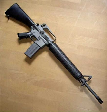 Pusca Airsoft M4A1/ 4-3 Propulsie ARC Manuala METAL+ABS