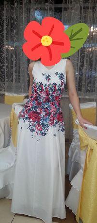 Красивое, летние платье