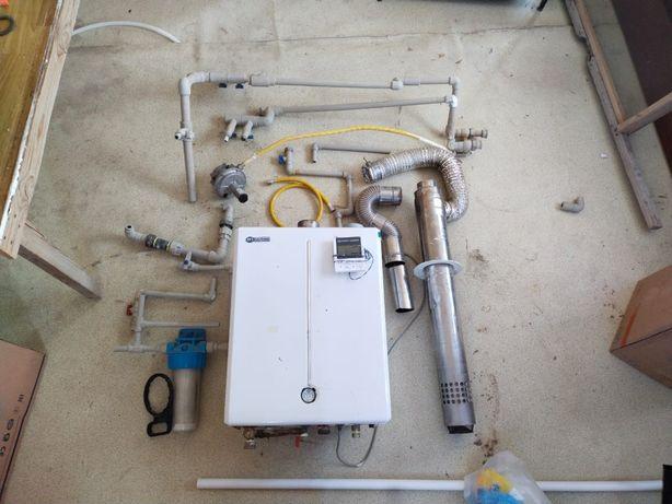 Настенный котел DAEWOO gasboiler