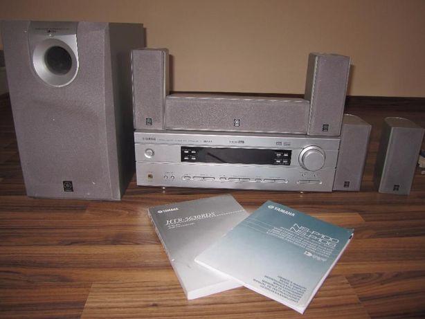Amplificator Receiver Audio Video 5.1 Yamaha HTR-5630 300W