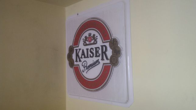 Reclama bere Kaiser