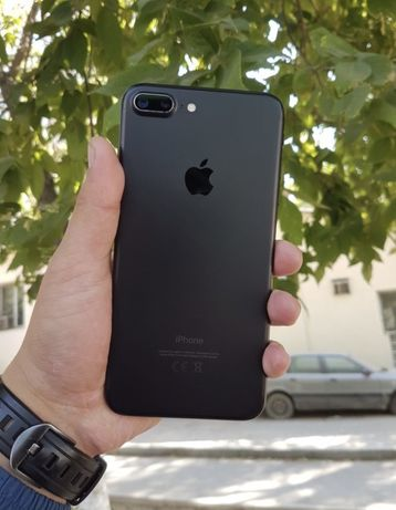 Iphone 7 plus почти новый