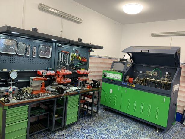 Vand Afacere atelier de injectoare si pompe de inalta pret 54000