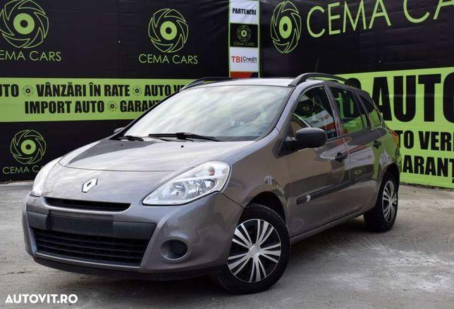 Renault Clio Renault Clio 1.5 dCi Authentique, an 2010. EURO 5