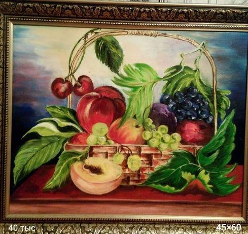Картина - маслом 45×60