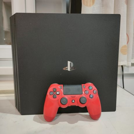 PlayStation 4 Pro 1Tb Mortal Kombat 11, DMC5, Horizon Zero dawn