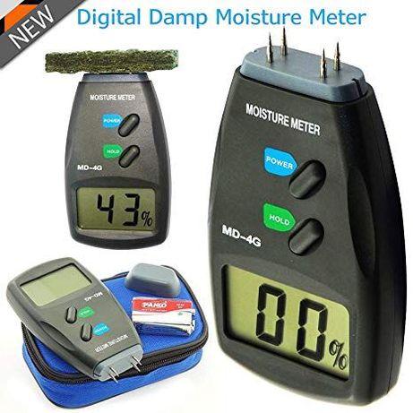 Umidometru electronic Profesional, umiditate rulota, lemn, carton etc