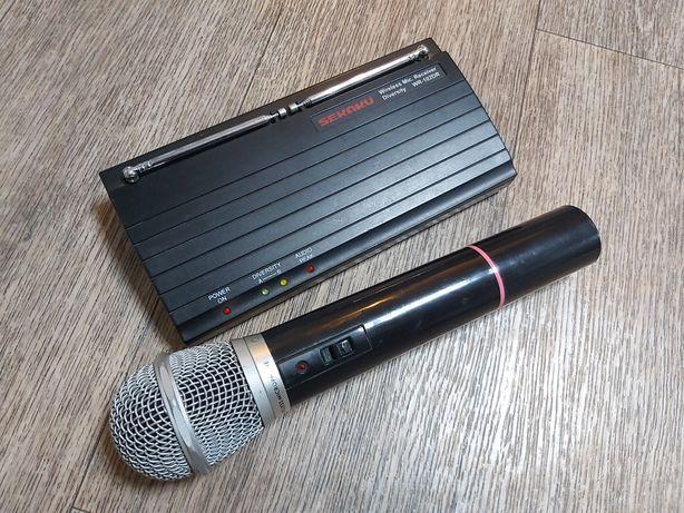 Универсальный радиомикрофон SEKAKU WR102DR
