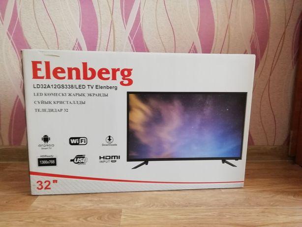 Смарт телевизор «Elenberg»