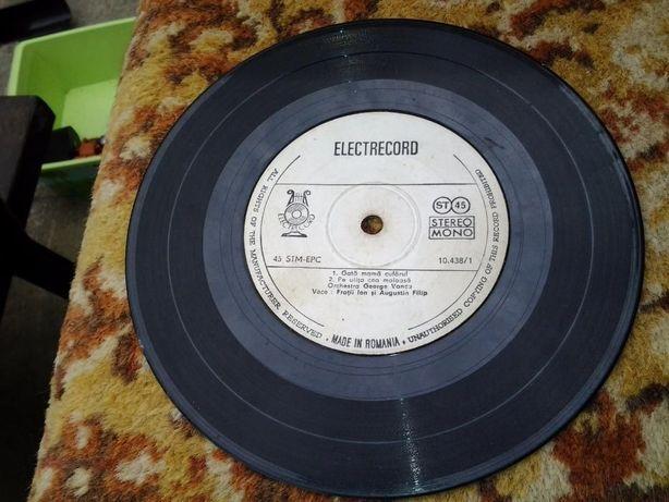 Electrorecord, disc fratii Ion si Augustin Filip