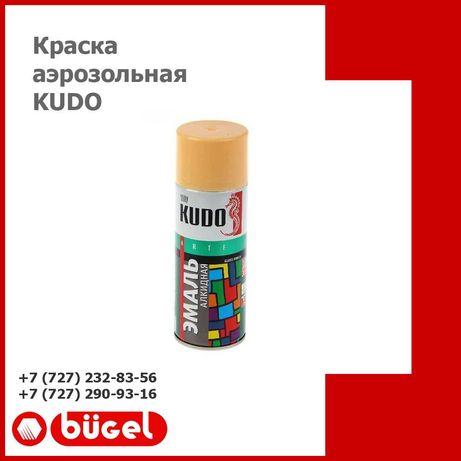 Краски Аэрозольные KUDO в ассортименте